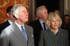 Prince Charles and Camilla (AAP)