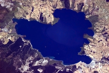 Lake Taupo (Photo: Chris Hadfield)