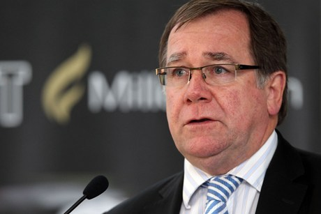 Sport Minister Murray McCully (file pic)