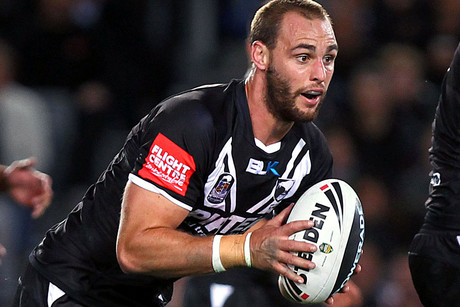 Kiwis new captain Simon Mannering (Photosport file)