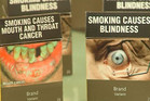 The plain packs will have warnings on them and no marketing imagery