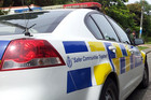 The car reached speeds of up to 130 km/hr while being pursued by police (file)