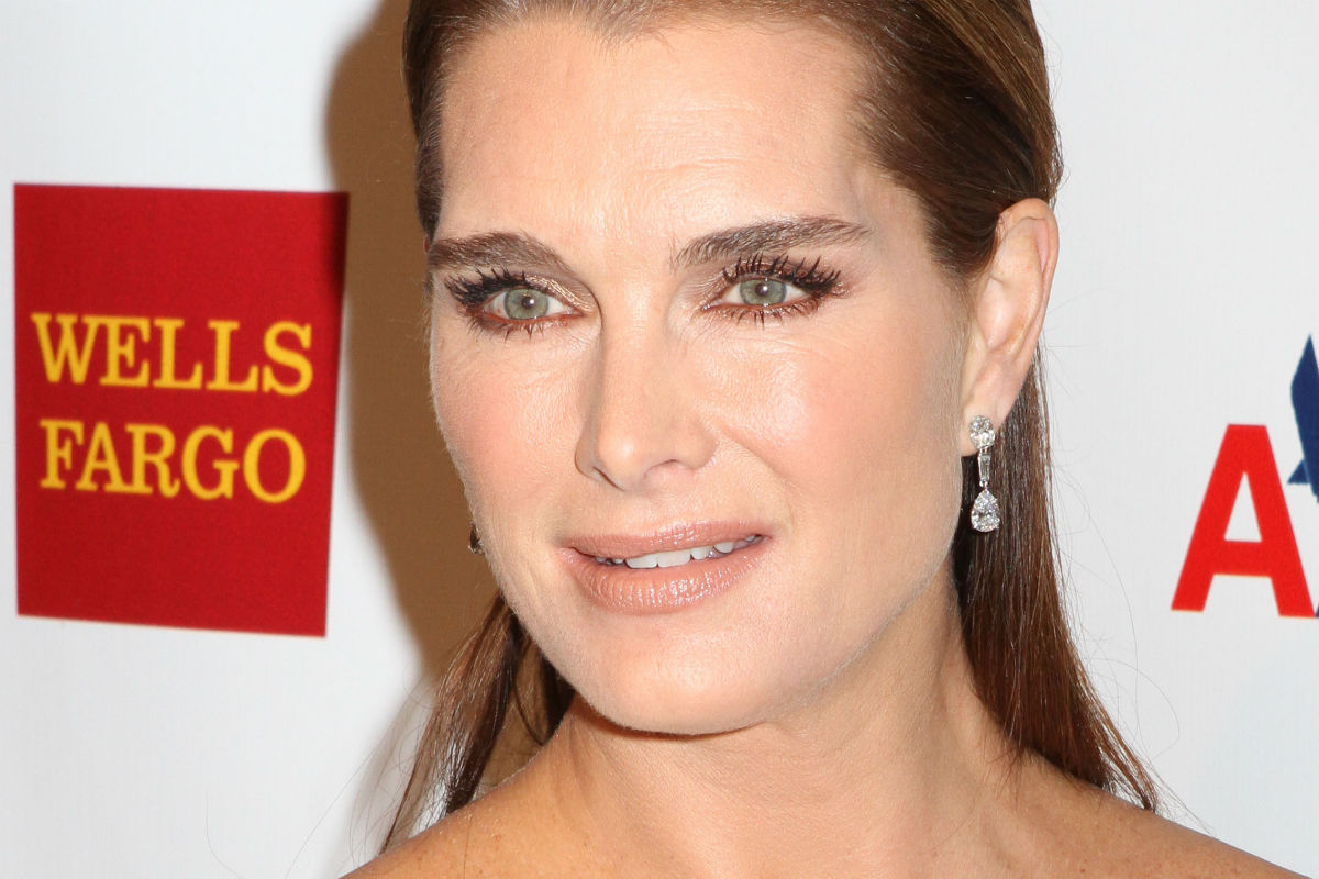 Brooke Shields Controversial Photo Brooke shields 'set for tv