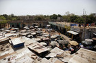 A general view of the market in the Malian capital of Bamako (Reuters)