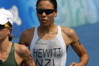 Kiwi triathlete Andrea Hewitt (Reuters file)