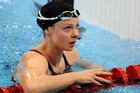 Olympic finalist Lauren Boyle (photosport file)