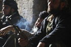 Free Syrian Army fighters (Reuters)