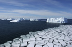 Ross Sea, Antarctica (File)