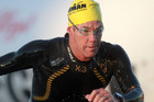10-time Ironman New Zealand champion Cameron Brown