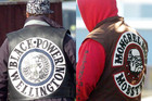 Patched Black Power and Mongrel Mob members