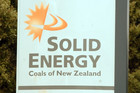 Solid Energy is in $389 million of debt