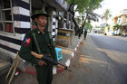 Military forces in Burma reigned through five decades of dictatorship (file, Reuters)