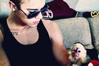 Justin Bieber and his capuchin monkey (Justin Bieber/Instagram)