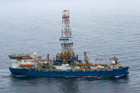 The Noble Discoverer was the site of Greenpeace protest