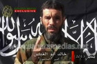 A file image of Mokhtar Belmokhtar speaking in a video released by Sahara Media (Reuters file)