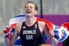 Alistair Brownlee (file pic)