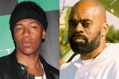 Nick Cannon (AAP); Ricky Ross