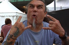 Slayer frontman Tom Araya