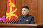 North Korean leader Kim Jong Un (file)