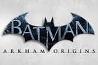 Batman: Arkham Origins logo art