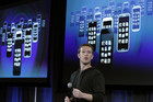 Mark Zuckerberg introduces 'Home' (Reuters)