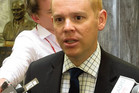 Labour's education spokesperson Chris Hipkins  (file)