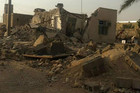 A 6.3 magnitude quake killed 37 people in Iran on April 10 (Reuters)