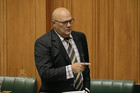 National MP Tau Henare