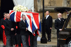 Margaret Thatcher, Britain's Iron Lady, was laid to rest today (Reuters)