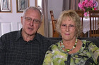Retired couple Matt and Valarie O'Loughlin (3 News)