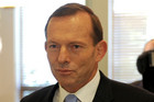 Australian opposition leader Tony Abbott (AAP)