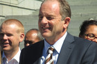 David Shearer will meet Helen Clark while on his travels