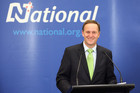Prime Minister John Key's National Party is still on top in the polls (AAP file)