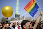French MPs have voted to legalise gay marriage despite hostile resistance (Photo: NZN)