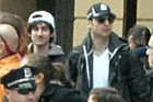 Dzhokhar and Tamerlan Tsarnaev