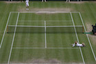 The men's and women's singles champions at Wimbledon in July will reach receive 1.6 million pounds ($2.4 million)