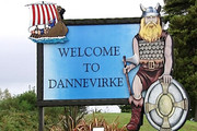 Protests in the Tararua town of Dannevirke are few...