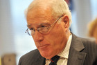 Sir Geoffrey Palmer (file)