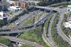 Auckland's Spaghetti Junction