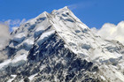 Aoraki Mount Cook (File)