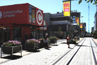 Cashel Mall in Christchurch (AAP)