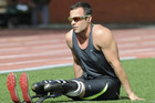 Oscar Pistorius wants to train again and recently went back to visit his regular track in South Africa's capital, the double-amputee athlete's agent told The Associated Press (Reuters)