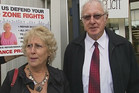 Matt and Valerie O'Loughlin have won in an interim decision against Tower