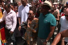 Beyonce and Jay-Z in Cuba (APTN)
