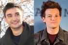 Tom Parker; Louis Tomlinson (Photos: AAP)