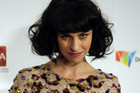 Grammy Award-winning Kiwi singer Kimbra (Reuters)