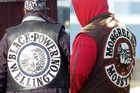 Shots were fired by members of Black Power and the Mongrel Mob