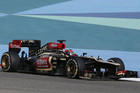 Lotus Formula One driver Kimi Raikkonen (Reuters file)