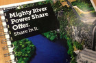 Mighty River Power lists on the market today