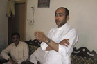 There was no claim of responsibility for the abduction of 25-year-old Ali Haider Gilani (Reuters)